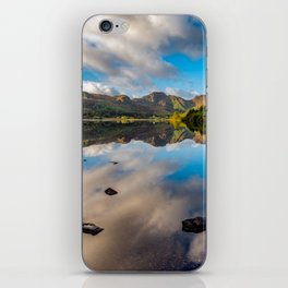 Lake Crafnant Snowdonia iPhone Skin