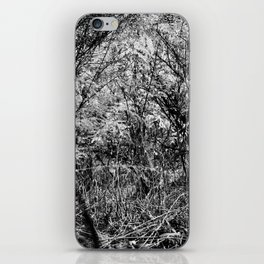 Believe me. I live in the noise iPhone Skin