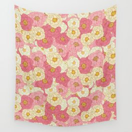 Graphic - Lady Peonies Wall Tapestry