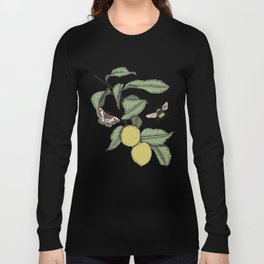Lemons in Spring Long Sleeve T-shirt