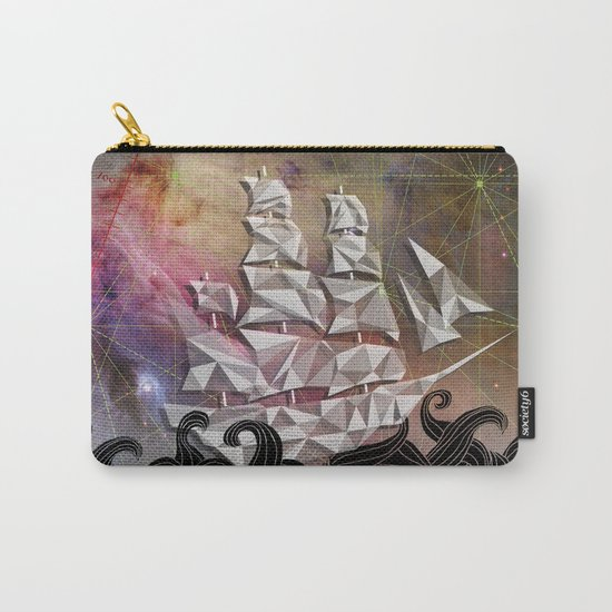 Celestial Ship Carry-All Pouch