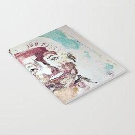 Baptism Too Notebook