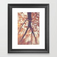 The Tree Walker Framed Art Print