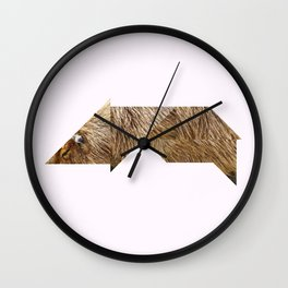 CAPYBARA Wall Clock