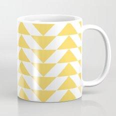 Yellow Triangle Mug