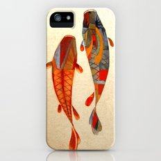 Kolors Koi iPhone (5, 5s) Slim Case