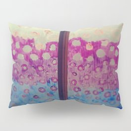 Bubbles in Space Pillow Sham