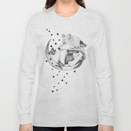 Over The Moon Long Sleeve T-shirt