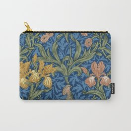 William Morris Flowers Carry-All Pouch