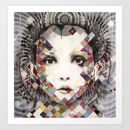 Universal Mind Art Print