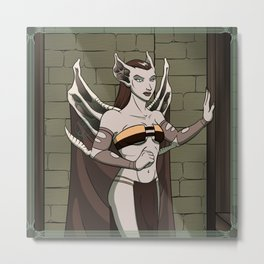 The Seer on her Cabin - Legacy of Kain Metal Print