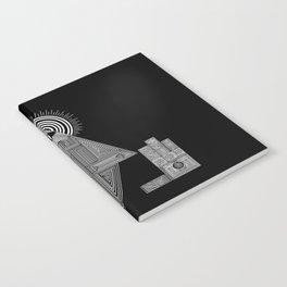 The Sun King Notebook