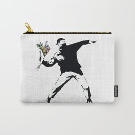 Flower Thrower Carry-All Pouch