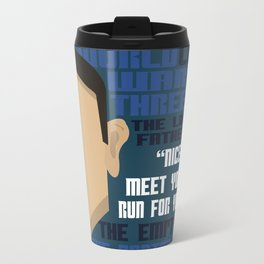 The Ninth Metal Travel Mug