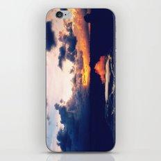 Paradise Sunset iPhone Skin