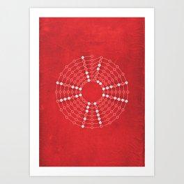 Prime Circle Art Print