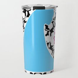 Contemplation (praying woman) Travel Mug
