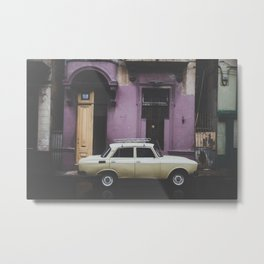 Havana IV Metal Print