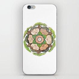 Earth Dreaming iPhone Skin
