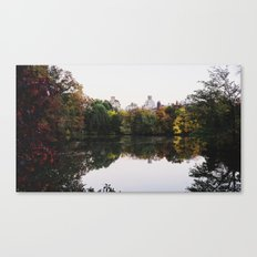 Central Park Fall Series 2 Canvas Print
