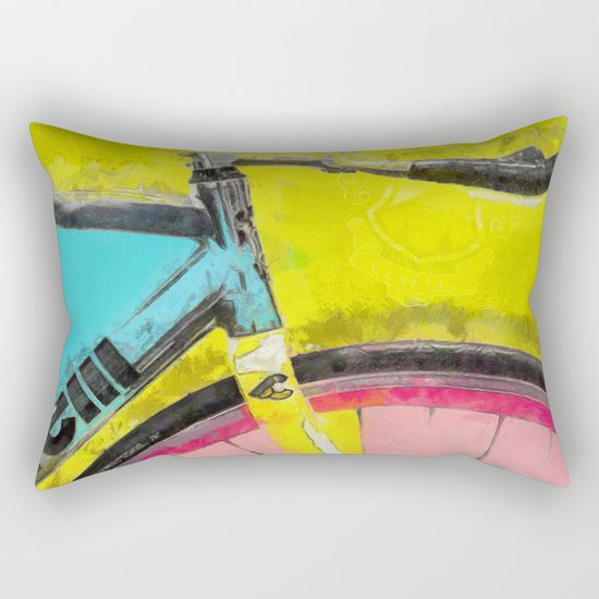 FIXED Pop Dreams Rectangular Pillow
