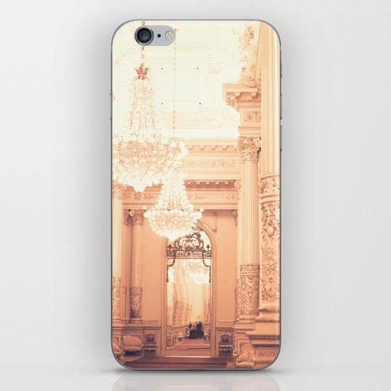 The Golden Room II iPhone & iPod Skin
