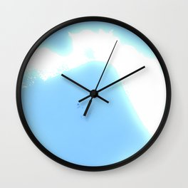 Cult of Youth: Cubic Atoll Wall Clock