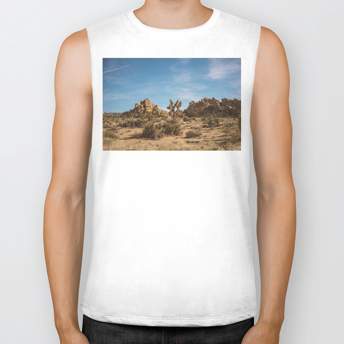 Joshua Tree National Park XXIII Biker Tank