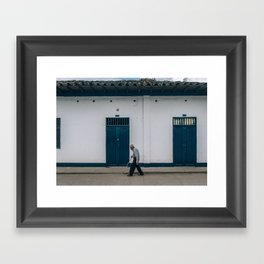 After Chruch (Colombia) Framed Art Print