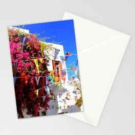 everlasting light Stationery Cards
