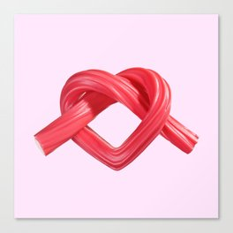 CANDY HEART Canvas Print