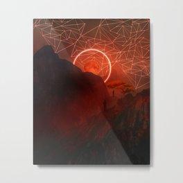 2077 landscape II Metal Print