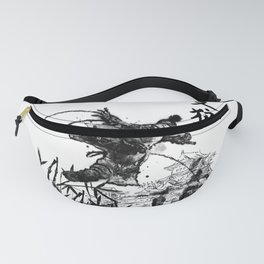 Young Wolf Fanny Pack