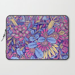 Happy Garden Laptop Sleeve