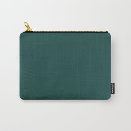 Simply Solid - Forest Biome Green Carry-All Pouch
