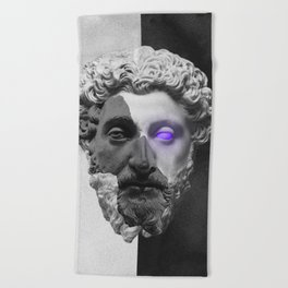Mokoz Beach Towel