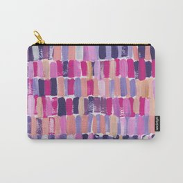 Colorful stripes || Pattern Carry-All Pouch