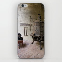 barrel   iPhone Skin
