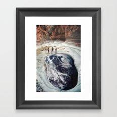 danika Framed Art Print