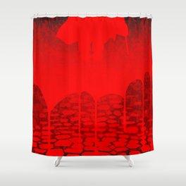 Killer Street Shower Curtain