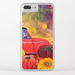 Lonnie's Bug Clear iPhone Case
