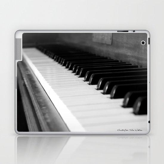 Antique Piano Laptop & iPad Skin