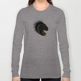 Raptor Head Long Sleeve T-shirt