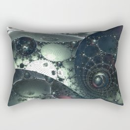 junkyard at Proxy Centaurion Rectangular Pillow