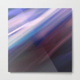 Motion Blur Series: Number Three Metal Print