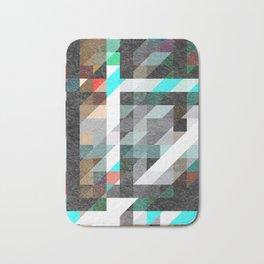 Digitally Textured Badematte