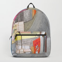 Nisja: tokyo 1 Backpack