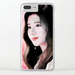 [Xszone]Twice Sana Digital Fanart 凑崎纱夏 板绘 Clear iPhone Case