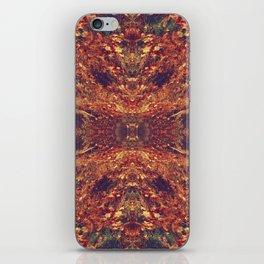 Fall Is Coming iPhone Skin