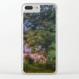 Tree House Clear iPhone Case